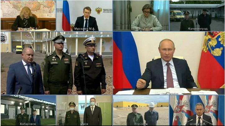 Путин разворачивает недовольство в народе, создаваемое либералами, против них самих